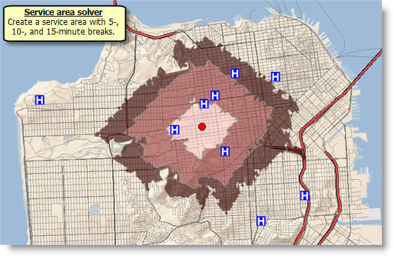do gis spatial analysis