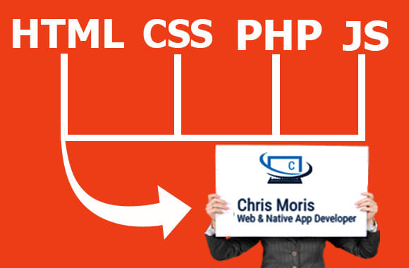 develop and fix php codeigniter laravel html css website