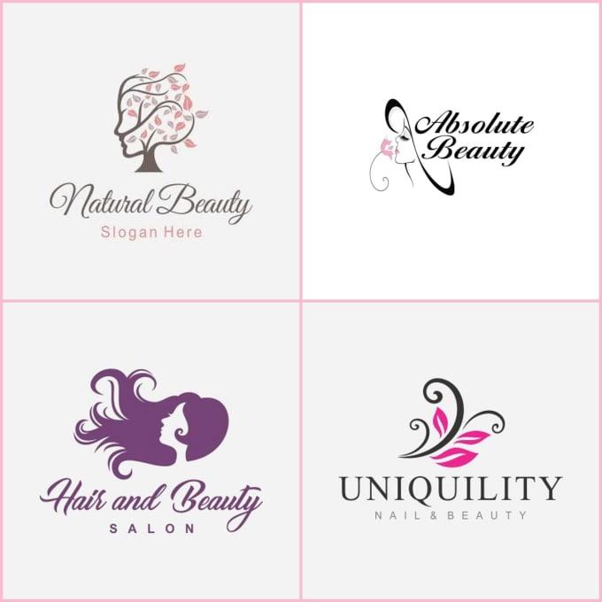Design cosmetic, salon, makeup, beauty