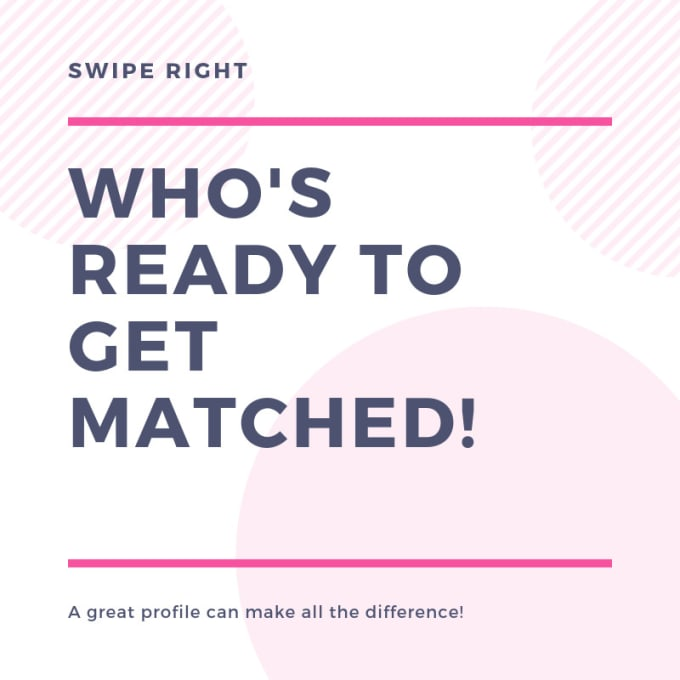 make dating profile stand out