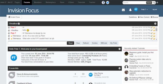 professionally setup a forum board, vbulletin, ipb, xenforo