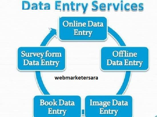 do excel data entry, copy paste, and web research