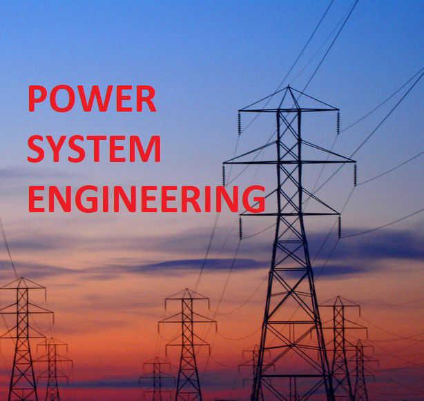 help you in power system related problems and research work