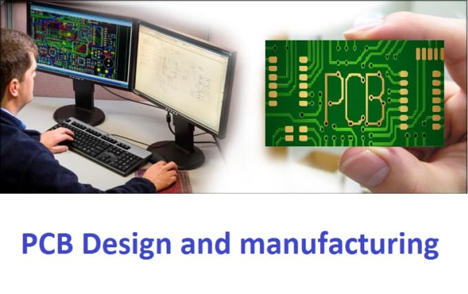 design and manufacture your pcb
