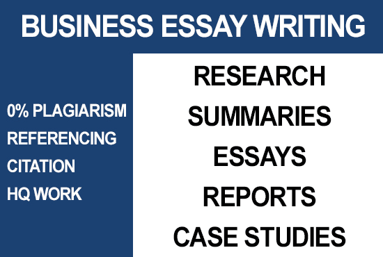 essay write plagiarism business essays and reports by