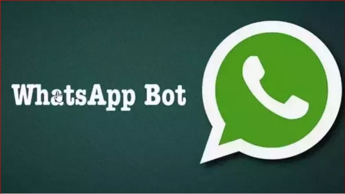 develop autoreply and cleaning whatsapp bot via python