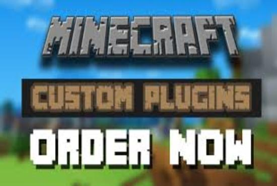 give you any minecraft premium plugin you want