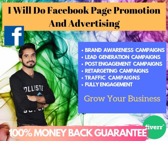 do facebook page promotion and advertising