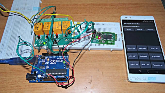 shikhaadatiya : I will make arduino projects and automation projects for  you at the least cost for $20 on www fiverr com