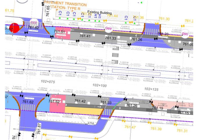do auto cad architectural,landscap, hardscape, shop and as built drawings