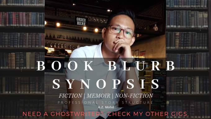 write the best engaging book blurb, synopsis or summary