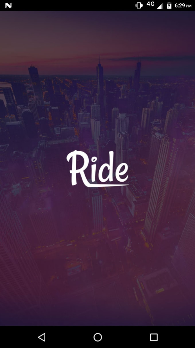make taxi booking app like uber