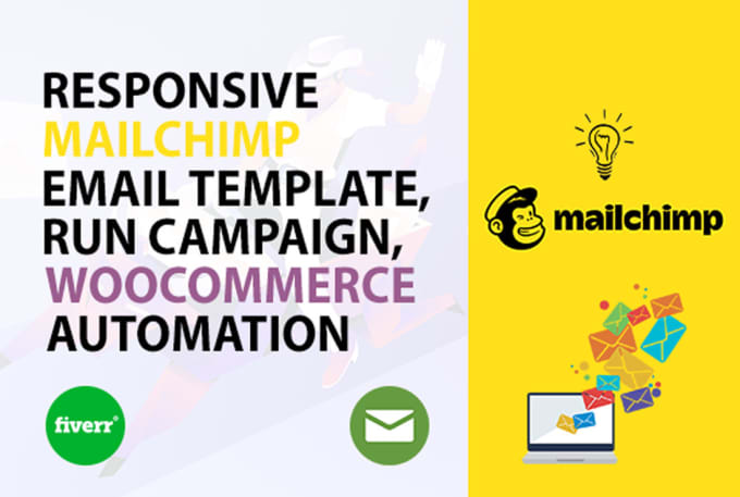 Create Mailchimp Email Templates Run Campaign And Woocommerce