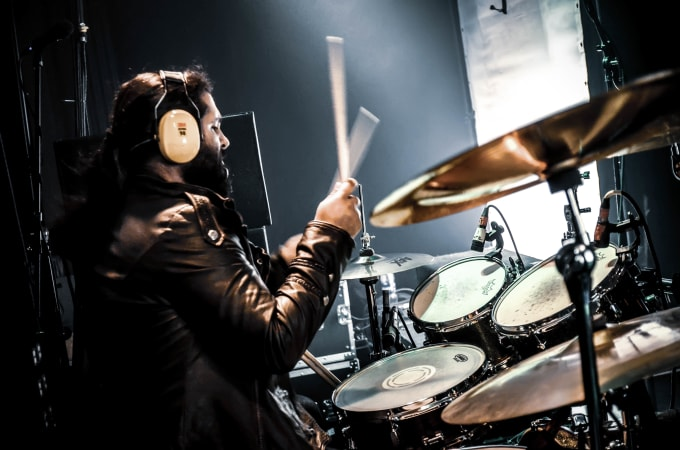 create and mix quality custom drum tracks for your projects