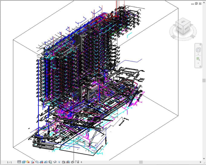 ghalebjamal : I will design and shop drawing with bim software revit for  $25 on www fiverr com