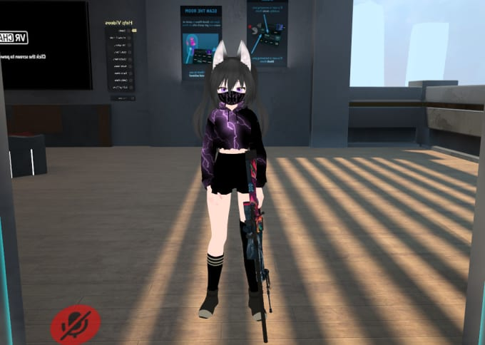 help you add dances or weapons to your vrchat avatar