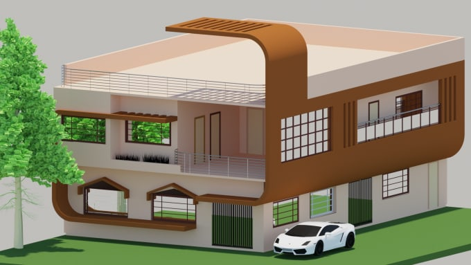 lipvyadesigns : I will create drawings and 3d models on software as  autocad, revit, 3ds max and lumion for $50 on www fiverr com