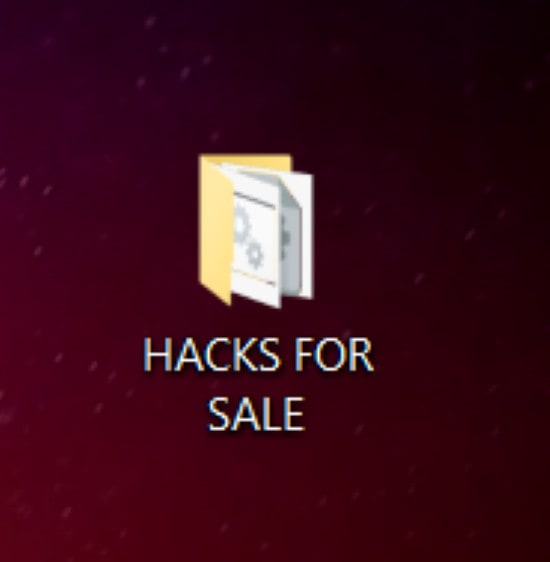selling hacks for any game on this planet