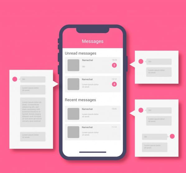 make outstanding app and website prototype in adobe xd
