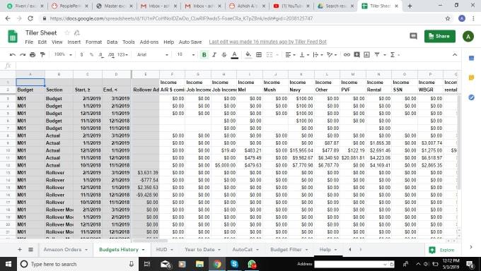 solve your excel or google sheets problem