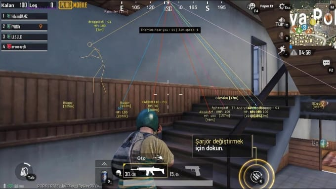 How To Hack Pubg Emulator Hindi | Hack Pubg Mobile On Iphone