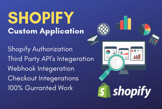 nova_solution : I will develop custom shopify app for your store for $5 on  www fiverr com