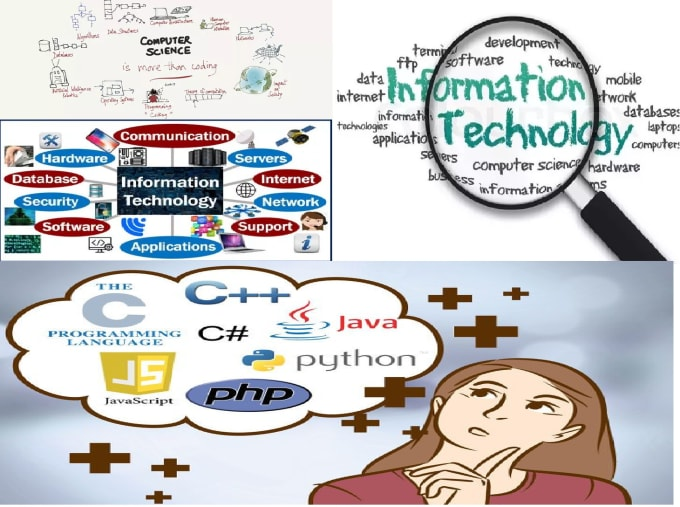 computer science and information technology projects