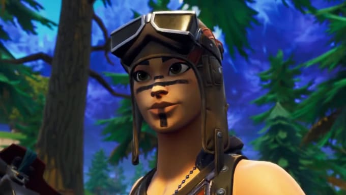 Be Your Renegade Raider Fortnite Coach