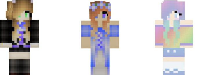 Make You A Minecraft Skin By Kzub21