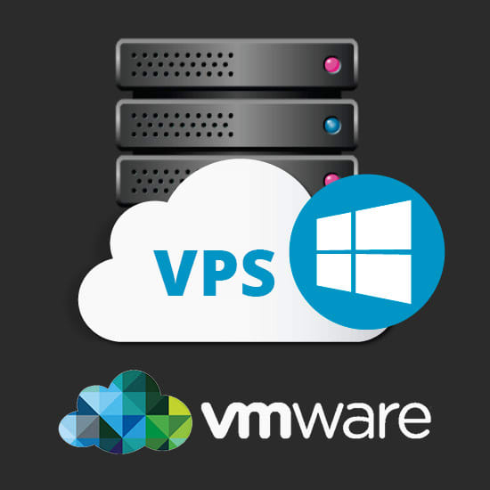 provide a high performance vmware powered windows vps