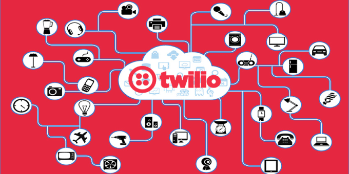 build twilio sms and voice application