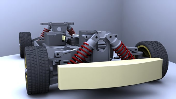 xcheeseontoastx : I will create 3d models for your unreal engine 4 project  for $35 on www fiverr com