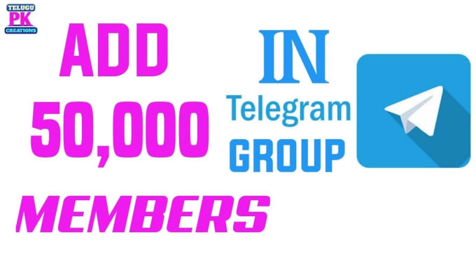 add over 20k people to your telegram group