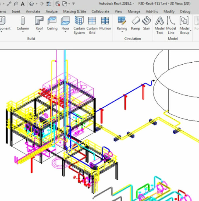wizkhlifa : I will design,pumping station, piping, electrical in autocad or  revit mep for $30 on www fiverr com