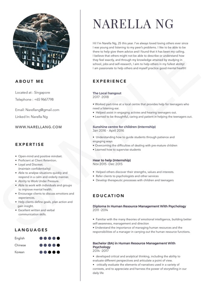 create a professional resume design, cover letter, cv for you