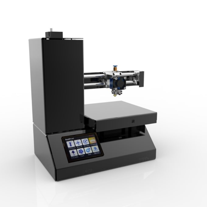 design a 3d printer of your requirement