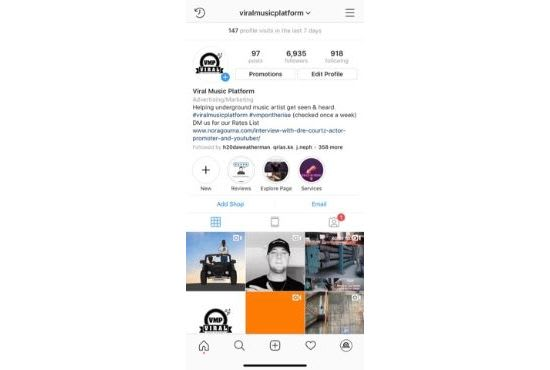 viralmusicplat : I will promote your business or brand on my instagram  story for $5 on www fiverr com
