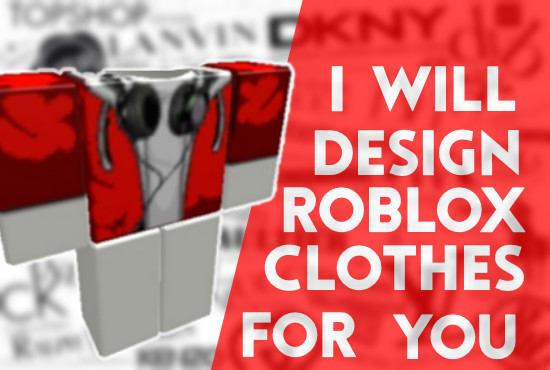 design your roblox shirt or pants