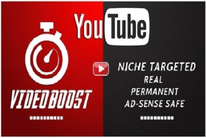 do massive youtube video promotion