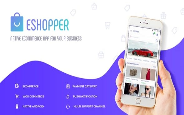 therezabd : I will make native ecommerce app based on woocommerce for  android for $30 on www fiverr com