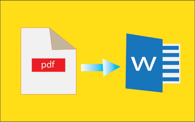 convert pdf to word in english,bangla and arabic