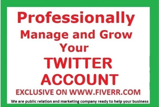 do twitter marketing and get organic followers