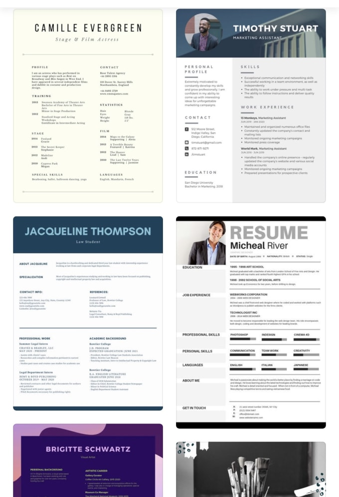 rescue your resume and cover letter