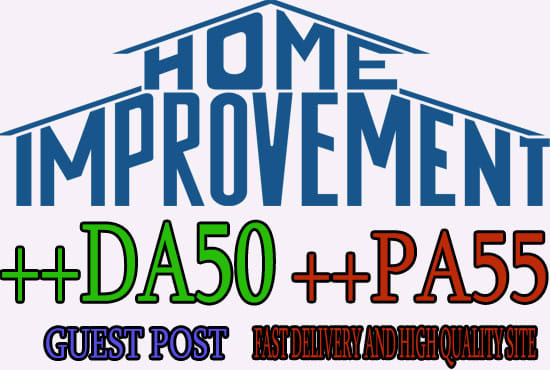 submit guest post on da50 quality home blog