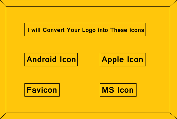 rajawaqasnaveed : I will convert your logo into favicon, android,apple and  ms icons for $10 on www fiverr com