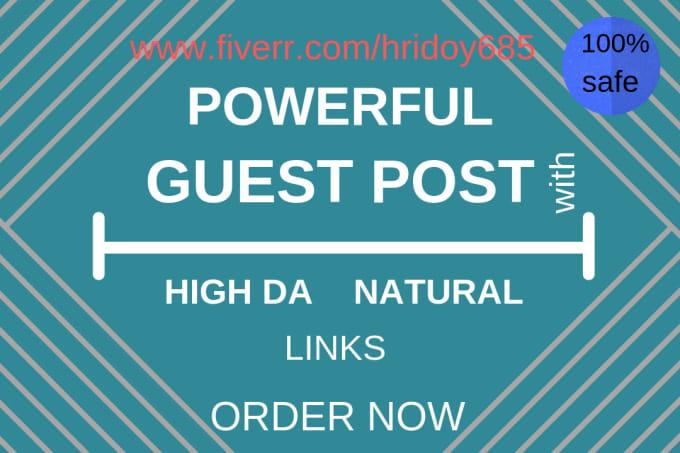 guest post on my da64 lifestyle blog