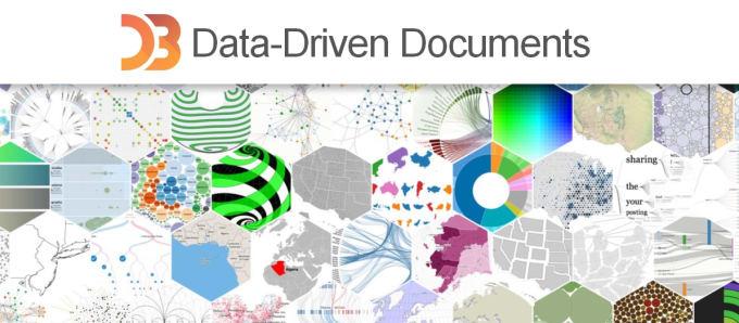 create data visualization in D3 js