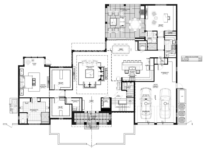 yadinp : I will draft floor plans and drawings and convert PDF to cad for  $30 on www fiverr com