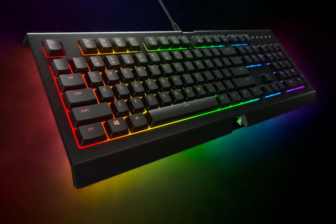 make you a razer keyboard lightning effect only synapse 3