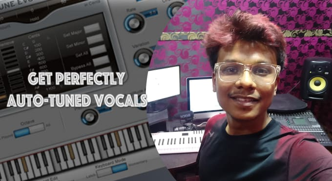autotune and pitch correct your vocals in 24 hours